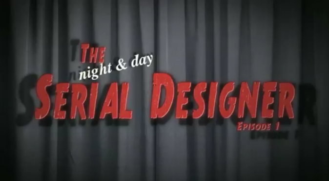 The night & day Serial Designer by Coca-Cola