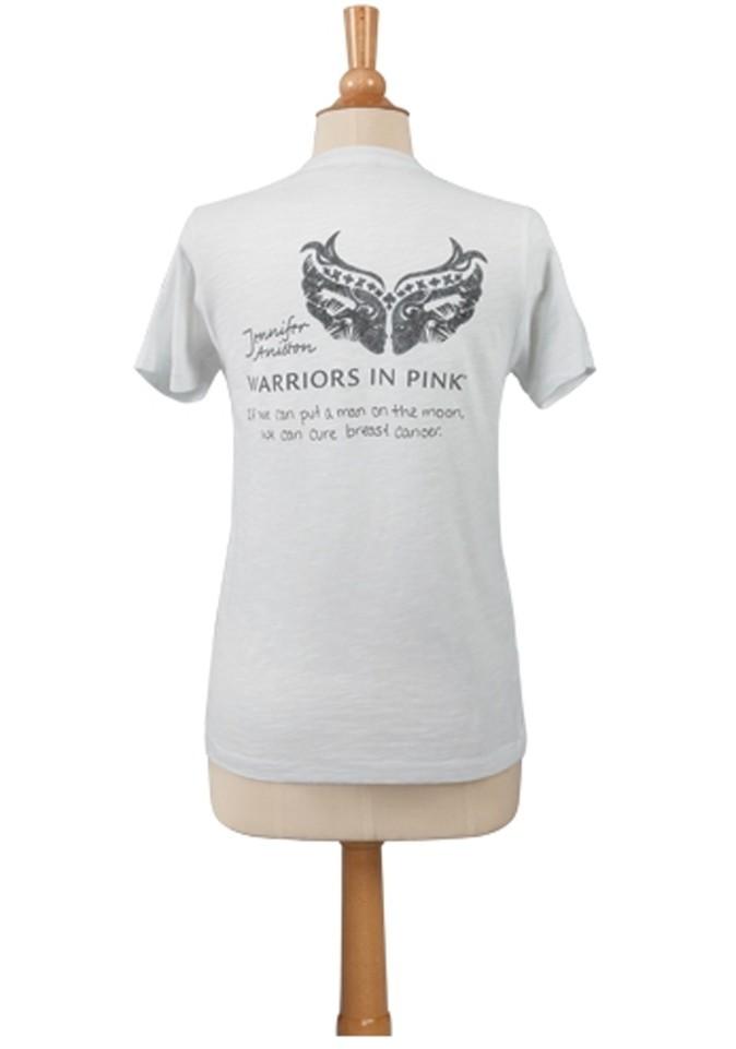 Jennifer Aniston fait partie des Warriors in Pink !
