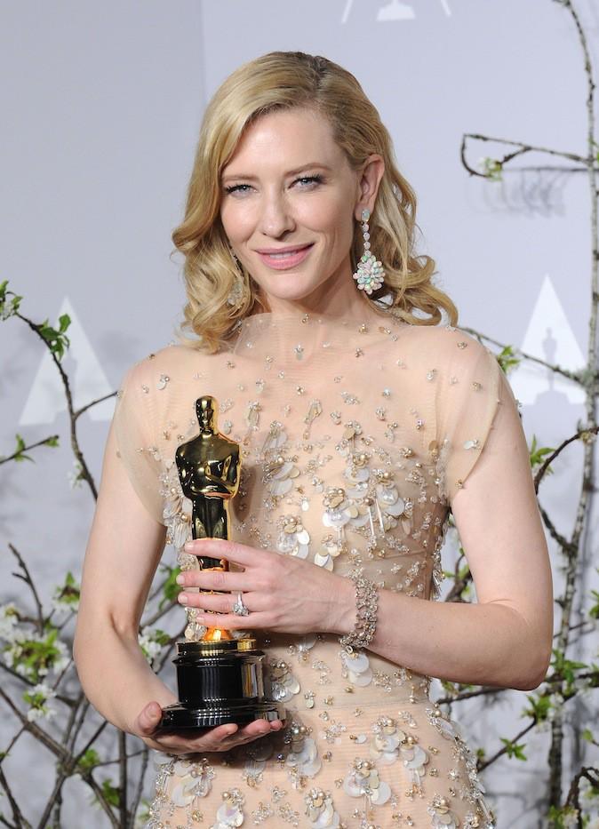 Cate Blanchett et ses bijoux Chopard à 18 millions de $
