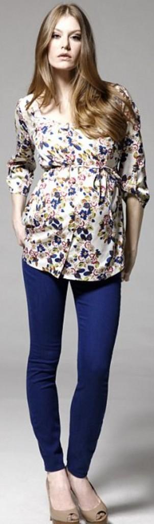 Collection Jessica Simpson pour Destination Maternity