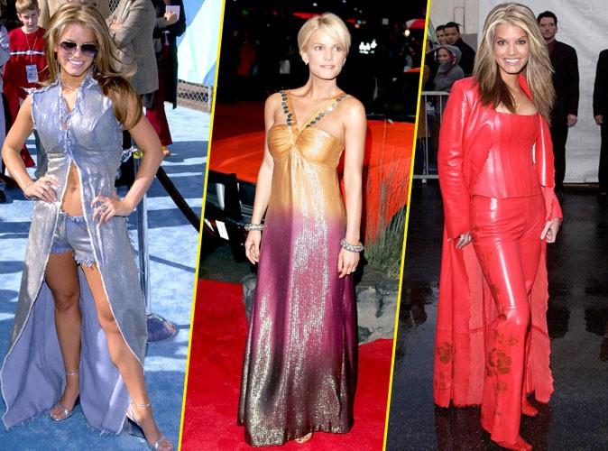 Mode : Jessica Simpson revient sur ses fashion faux pas