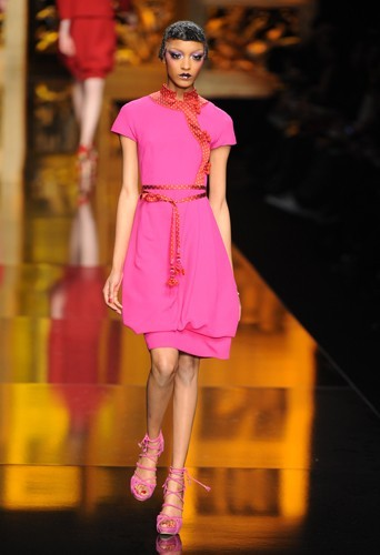 Jourdan pour Christian Dior en 2009