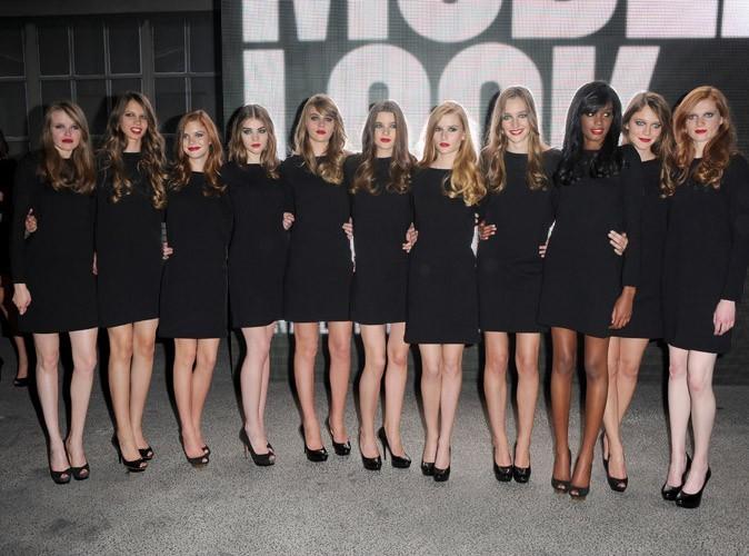 Photo des 12 finalistes !
