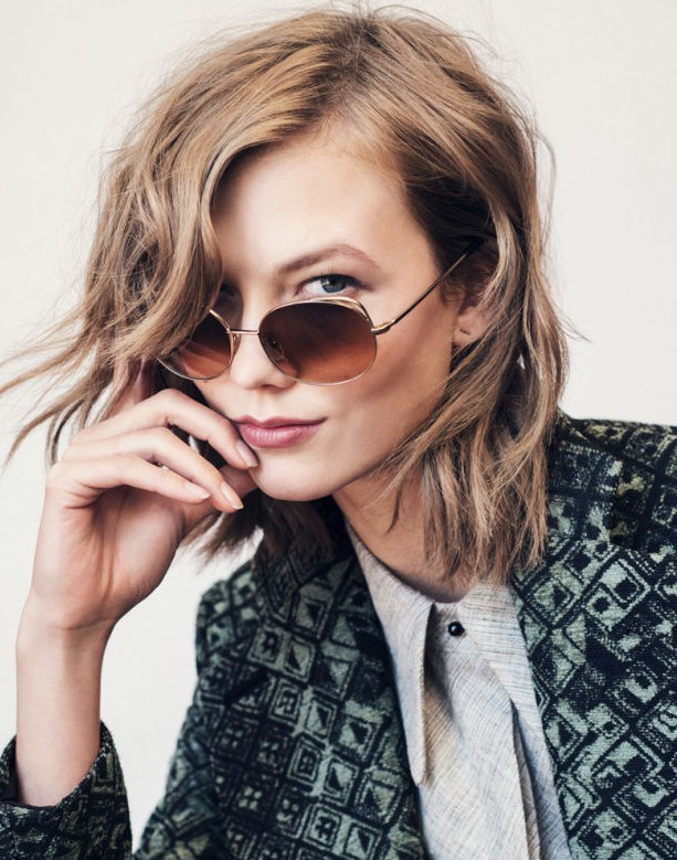Mode : Karlie Kloss : les lunettes Karlie Kloss x Warby Parker dévoilées !