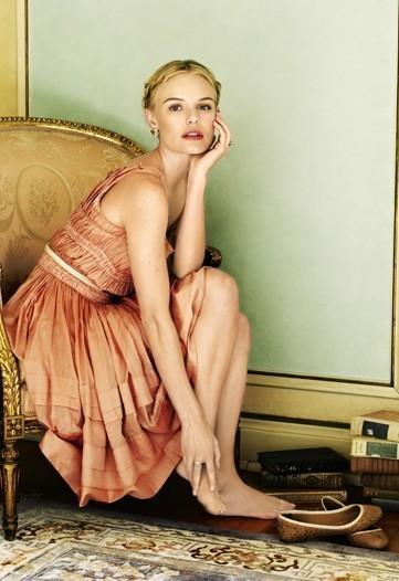 Kate Bosworth : jolie égérie de l'industrie du coton !