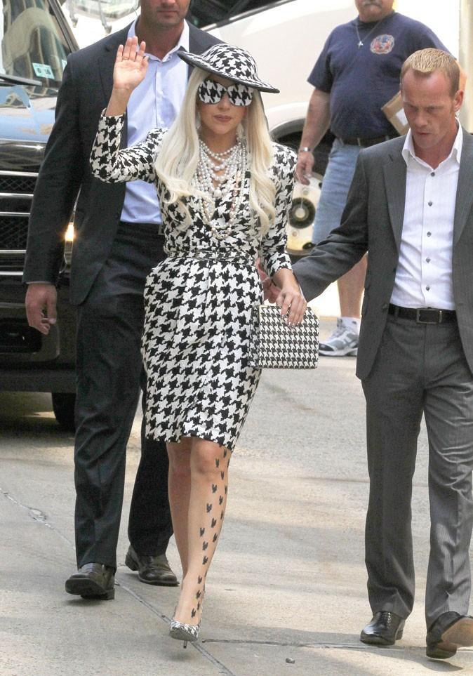 Lady Gaga fait partie de la Best Dressed List 2011 de Vanity Fair !