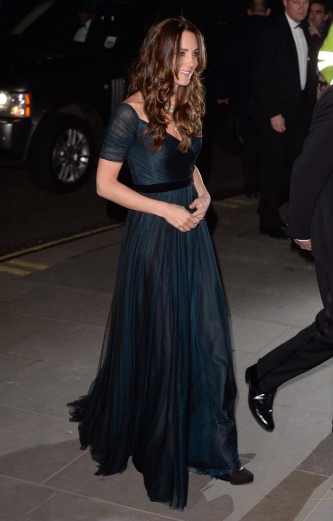 La robe Jenny Packham