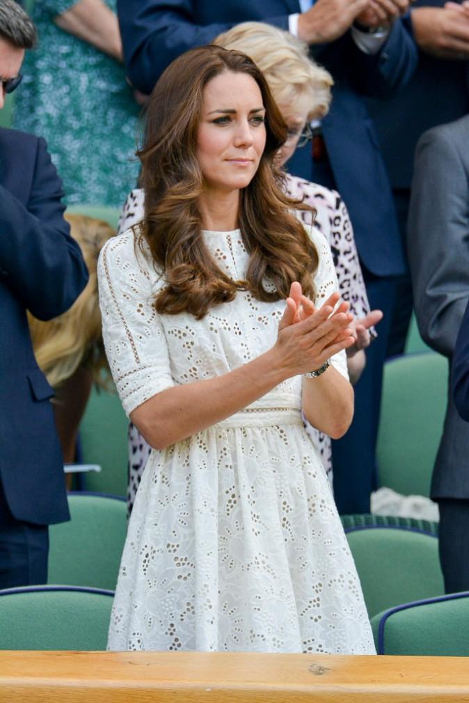 Kate Middleton à Wimbledon