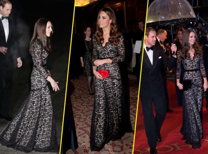 Kate Middleton : avant et après sa grossesse dans la même robe, elle est toujours aussi mince !