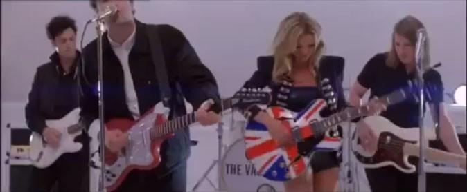 La guitare, l'accessoire rock ultime !