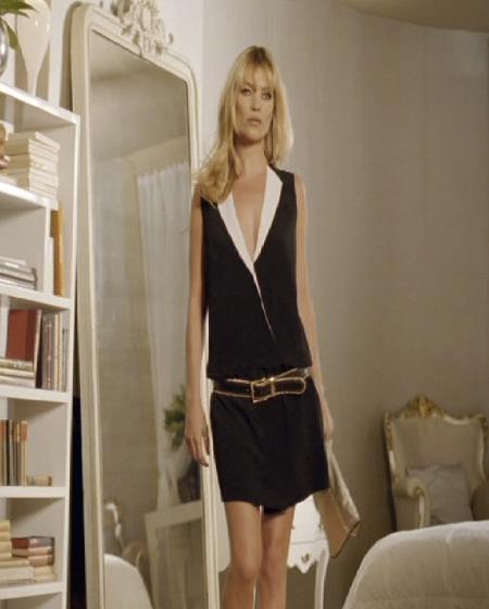 Une petite robe noire du plus grand effet