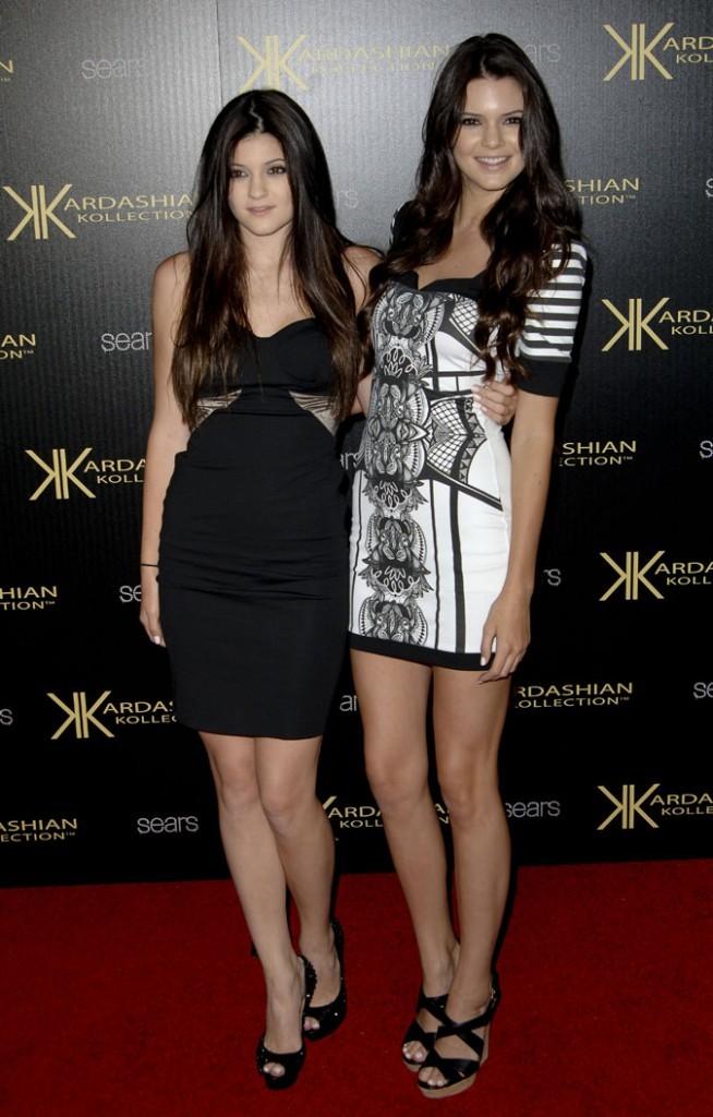 Pas de doute, elles font bien partie de la famille Kardashian