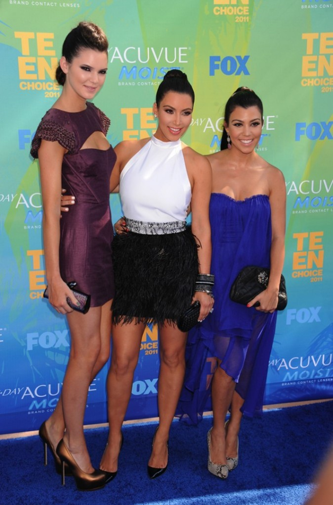 Kendall, Kim et Kourtney, les Kardashian les plus stylées !