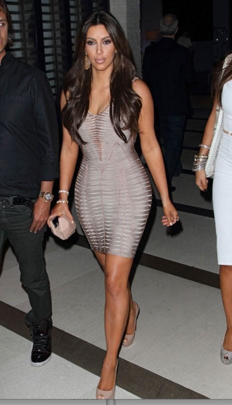 Kim Kardashian, une collection à l'image de son style !