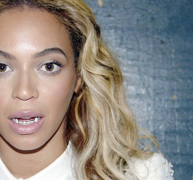 Le dentier de Beyoncé