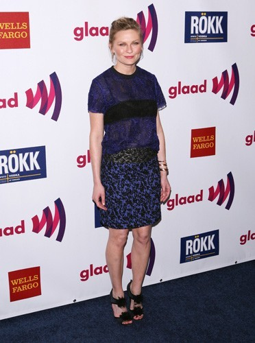 "Kirsten Dunst "" J'apprends à m'habiller avec mon âge"""