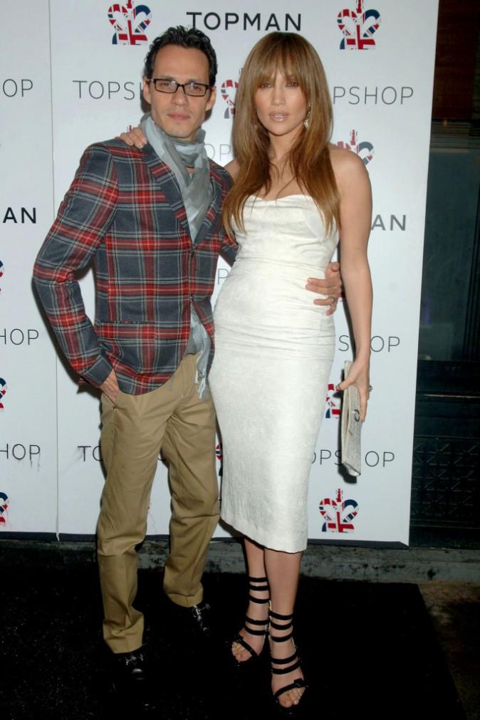 Jennifer Lopez en L'Wren Scott
