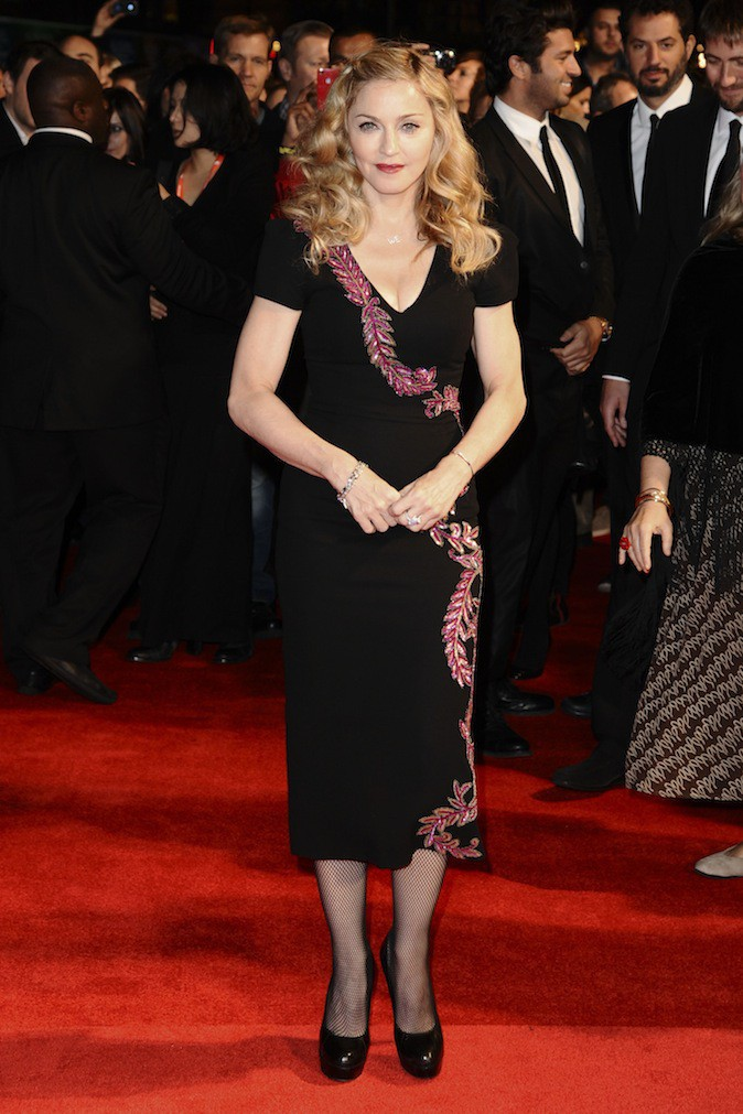 Madonna adorait les créations de L'Wren Scott