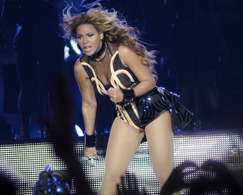 Beyoncé dit oui au cuir !