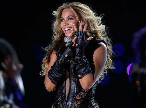 Beyoncé, ravissante devant son public serbe !