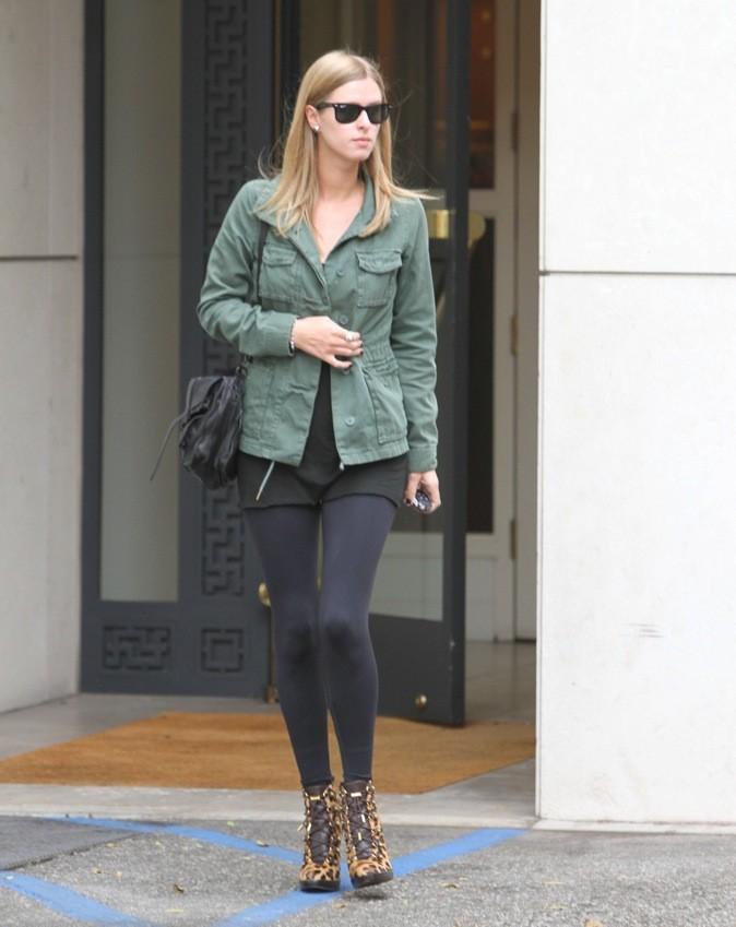 Nicky Hilton : toujours à la pointe de la mode !