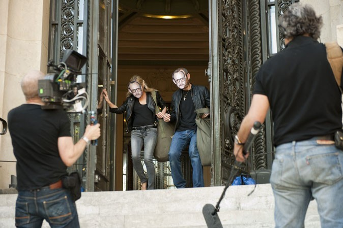 Mode : la vidéo de Kate Moss et Terry Richardson pour Mango !