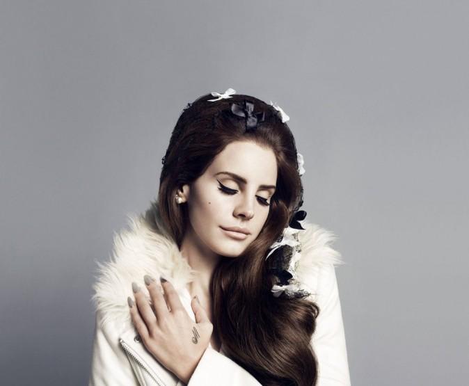 Lana Del Rey pour H&M collection automne-hiver 2012/2013 !