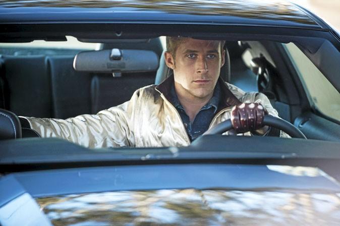 Dans le film Drive