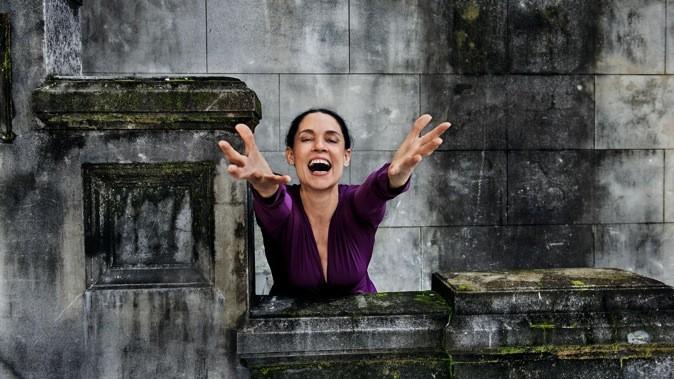 Sonia Barga - Calendrier Pirelli 2013