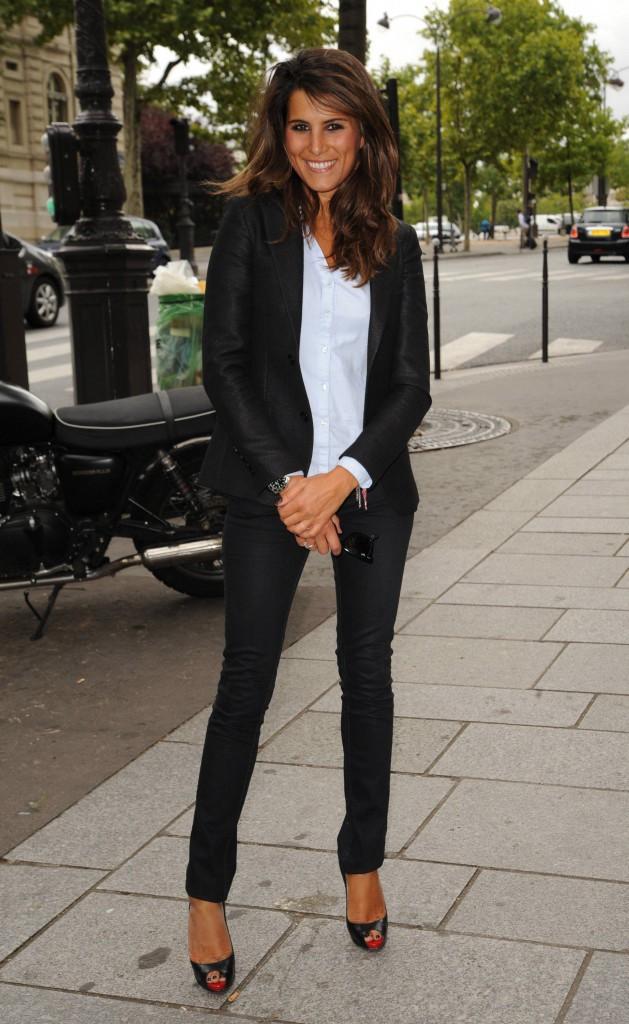 Le CV fashion de Karine Ferri : 26/08/2010