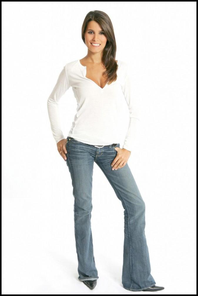 Le CV fashion de Karine Ferri : 27/09/2005