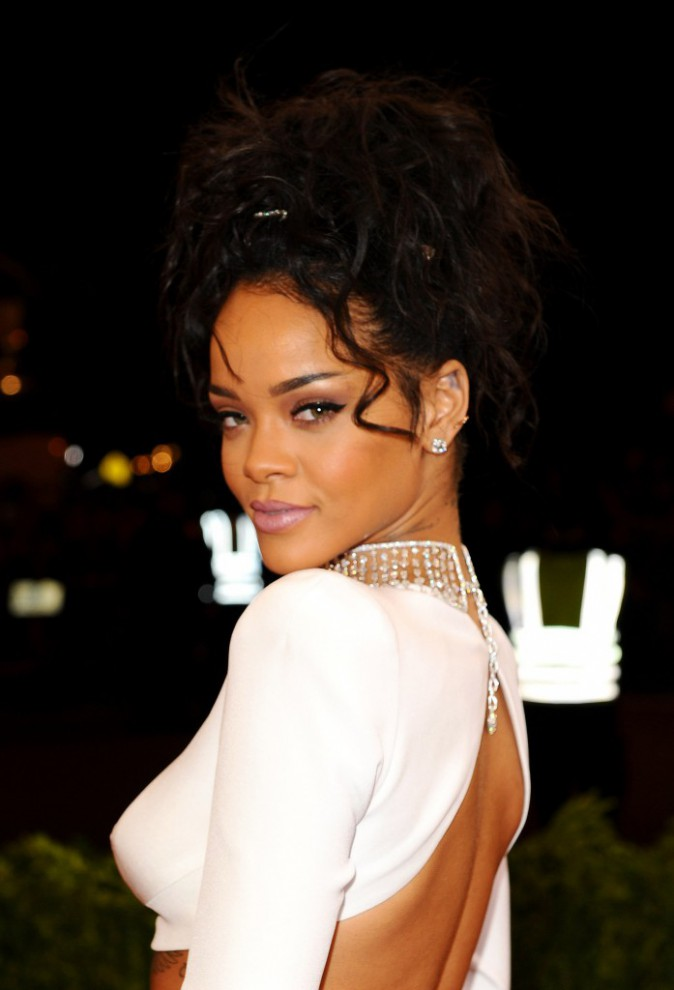 Rihanna en Stella McCartney