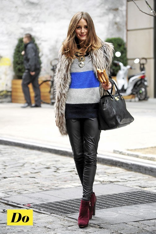 Comme Olivia Palermo : DO !