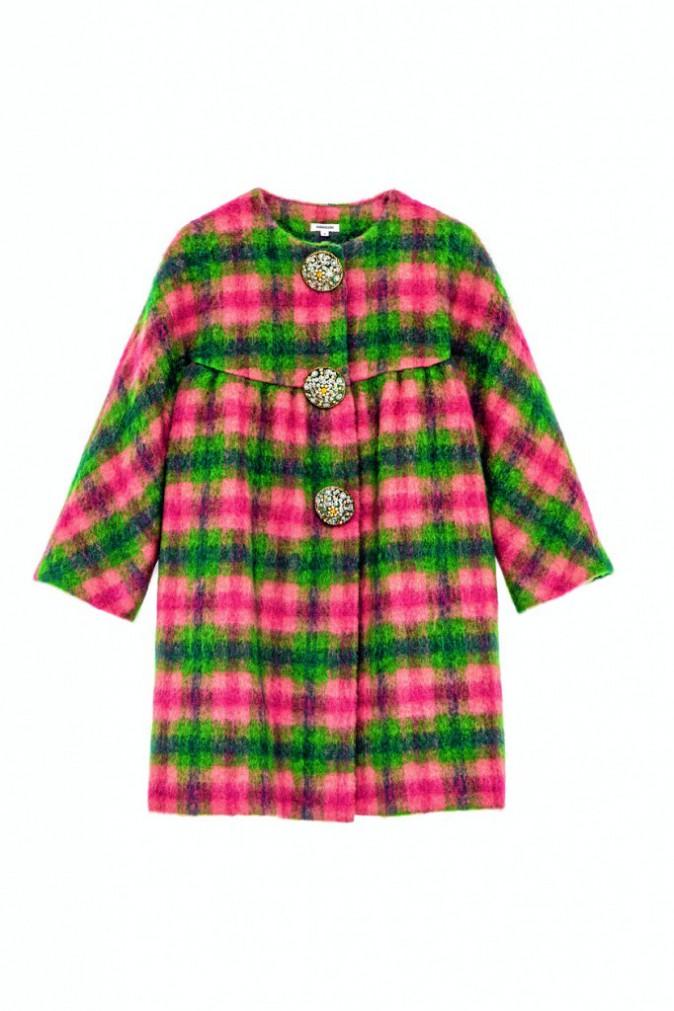 Manteau en laine, Manoush sur monshowroom.com 495 €
