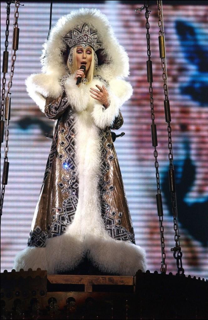 Cher, l'esquimau lumineux