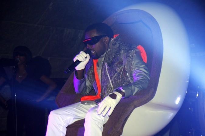 Kanye West en Mickey du futur