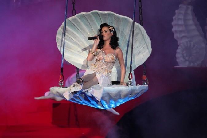 Katy Perry, la petite sirène