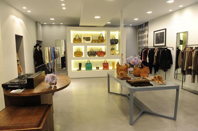 La nouvelle boutique rue du bac à Paris