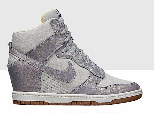 Compensées Nike Dunk Sky 125 €