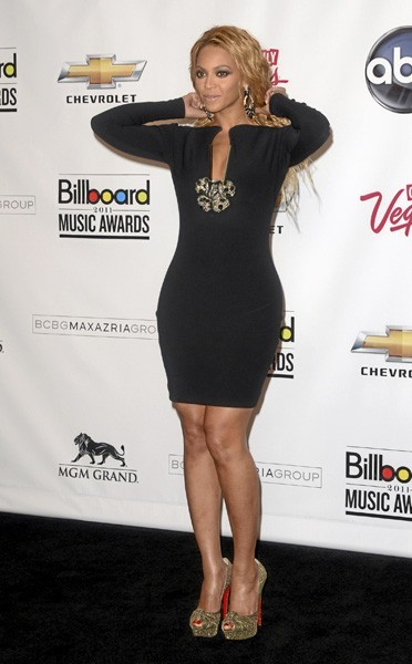 Beyoncé et ses escarpins léopard Louboutin