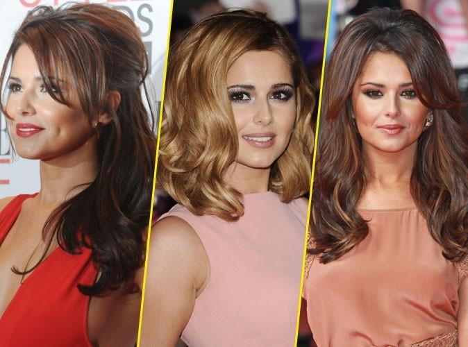 Les cheveux de Cheryl Cole sont élus les plus beaux de l'année !