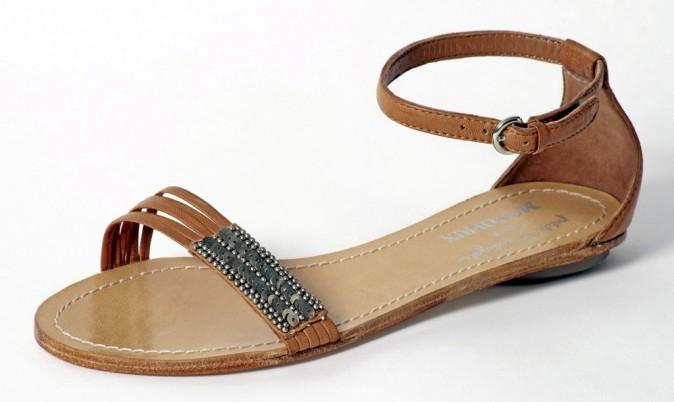 Sandales Petite Mendigote x Monoprix