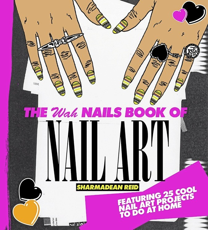 Livre WAH Nails Book of Nail Art, Urban Outfi tters 13 €
