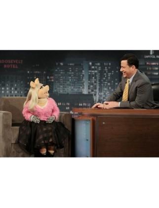 Au show de Jimmy Kimmel Live
