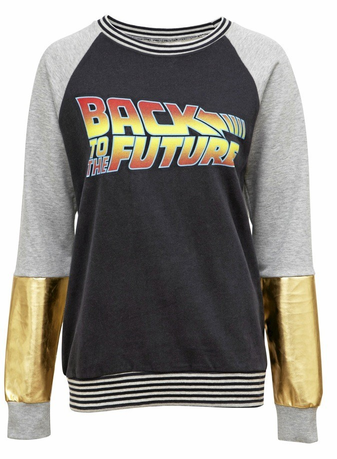 Sweat Back to the Future, Asos 44,45 €