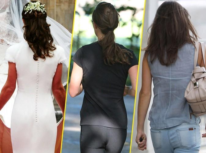 Les fesses de Pippa Middleton sont-elles 100% naturelles ?