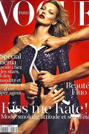 Une couverture du Vogue France en 2011 !