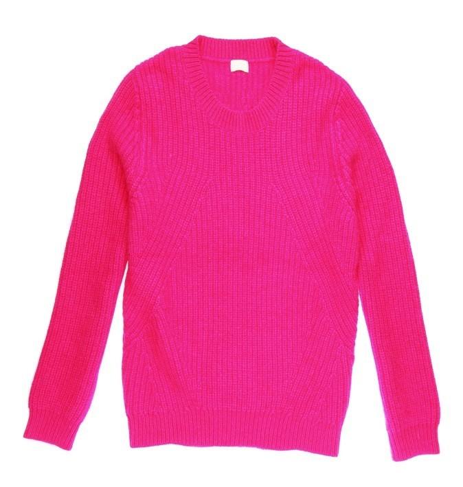 En angora et laine mélangée, H&M, 59,95€