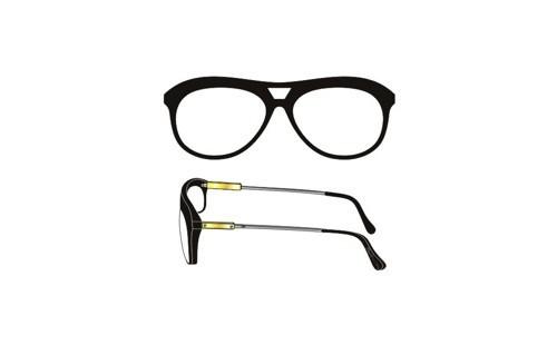 Collection de lunettes des soeurs Olsen : le modèle Houston !