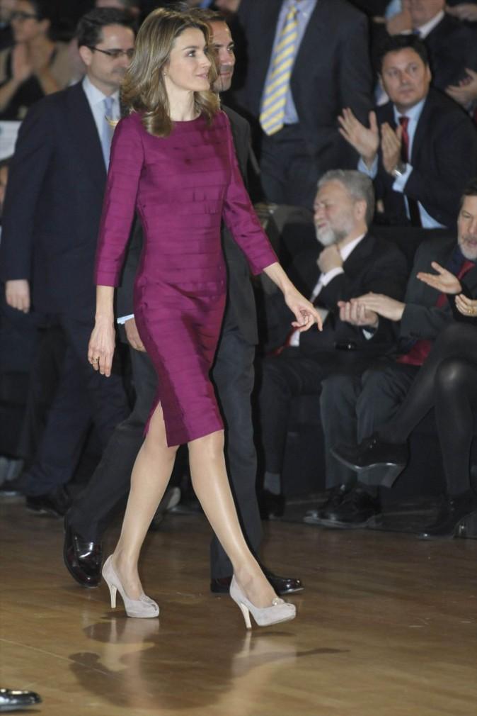 Mode : Letizia Ortiz : découvrez le CV fashion de la première reine d'Espagne !